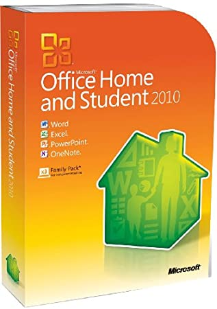 Microsoft Office Home and Student 2010