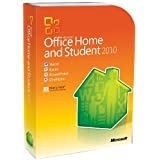 Microsoft Office Home and Student 2010 (3 Users, PC)by Microsoft Software
