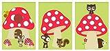 Kinderzimmer Bilder Märchenwald