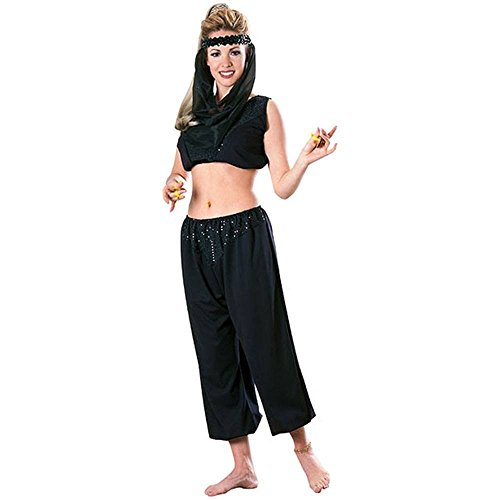 Adult Bathsheba Belly Dancer Costume - Standard