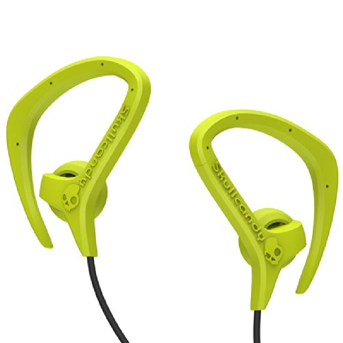 Click to buy Skullcandy Chops Earphones/Earbuds Premium Headphone - Hot Lime/Black - From only $599
