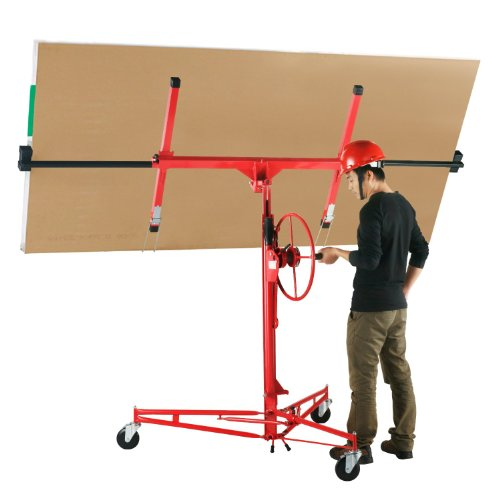 Pentagon Tools Pro Series Heavy Duty Drywall Lift and Panel Hoist 11 Foot Professional Quality!
