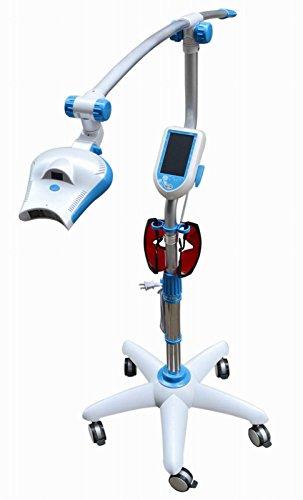 Dental Power Mobile Dental Teeth Whitening Light Model LED Cooling Light Md885 Blue Color