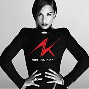 Alicia Keys - Girl On Fire (2012) mp3 320kbps