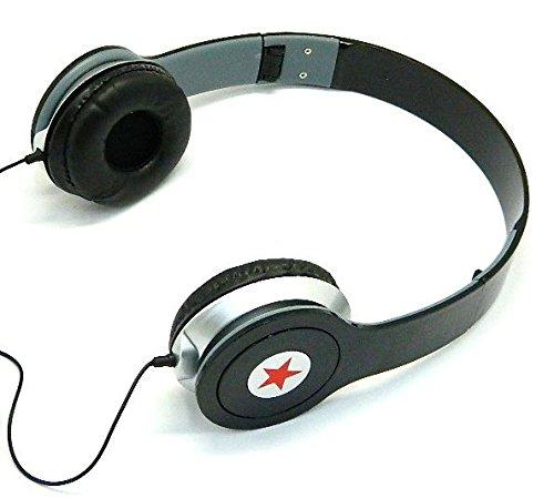 Tymed High Quality Audio Stereo Bass Headset Studio Headphone Hd Dj Earphone