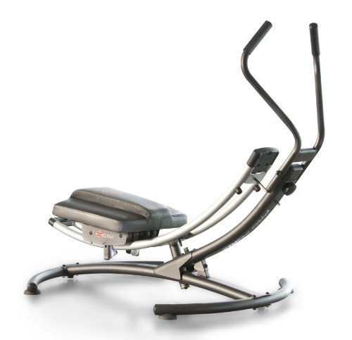 Ab Glider Exercise Equipment, Black/Grey