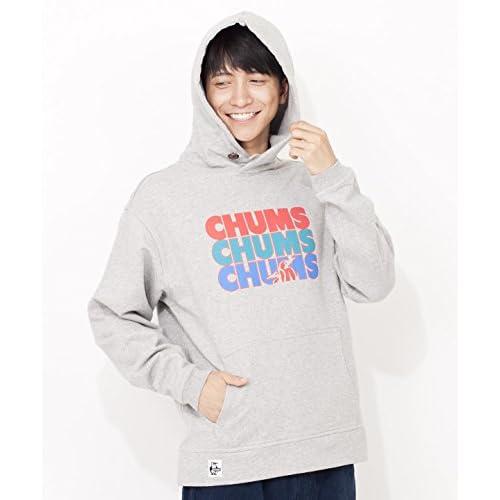 (チャムス)CHUMS(チャムス) 3 CHUMS Pull Over Parka CH00-0665  H/Grey XL