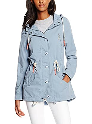 Cross Jeans Abrigo (Azul Claro)