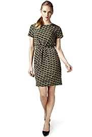 Limited Collection Cheetah Print Shift Dress