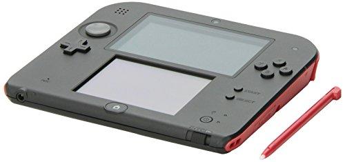 Nintendo 2DS-Crimson Red w/Mario Kart 7 - Nintendo 2DS (Mall Corpus Christi)