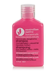 Australian Native Botanicals Shampoo for Chemically Treated & Coloured Hair 50ml
