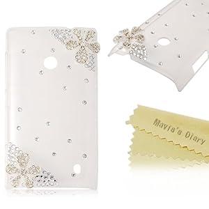 amazoncom maviss diary luxury 3d handmade cute crystal