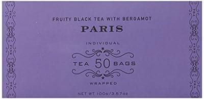 Harney & Sons Black Tea, Paris, 50 Tea Bags from Harney & Sons Tea