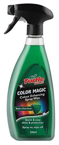turtle-wax-fg6911-couleur-magic-spray-cire-500-ml-vert-fonce