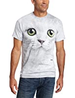 The Mountain Men's Green Eyes Face T-shirt