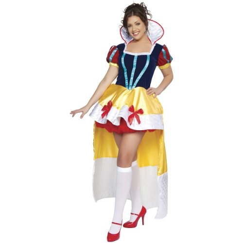 Snow White Costume - XX-Large - Dress Size 12-14
