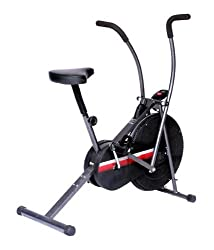 Cosco CEB-604 A Air Exercise Cycle with Movable Handle Bar and Meter Display