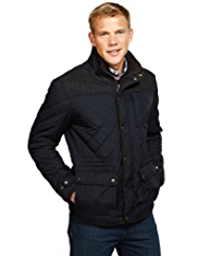 Blue Harbour Quilted Slim Fit Jacket