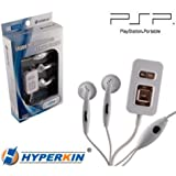 DDR Tactic Skype Headphones with Remote Control for PSP 3000 and PSP 2000