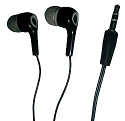 Gold Ear Phone/ Handsfree for Samsung, LG, Sony, Micromax, HTC etc..