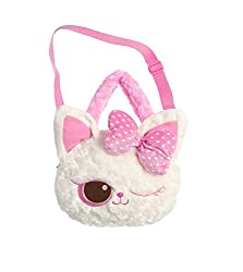 Aurora World Pretty In Pink Pammee Purse 11 Plush