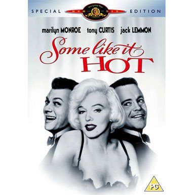 Some Like It Hot (Special Edition) DVD