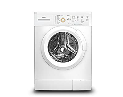 IFB Eva Aqua VX LDT Fully-automatic Front-loading Washing Machine (6 Kg, White)