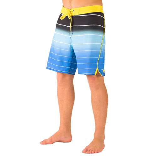 Rip Curl Mirage Flex Trippin Men's Board Shorts - Blue - Size 32