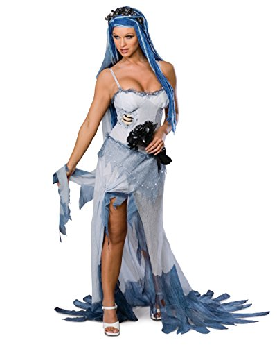 Rubies Costumes Women's Corpse Bride Sexy Adult Costume