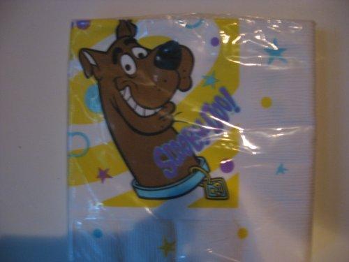 Scooby-Doo! Bervage Napkins