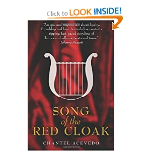 Song of the Red Cloak Chantel Acevedo