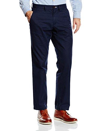Gant N Haven Gant Chino, Pantaloni Uomo, Blu (Navy 405), W44/L34 (Taglia Produttore: 44/34)