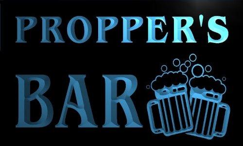 w050030-b-propper-name-home-bar-pub-beer-mugs-cheers-neon-light-sign-barlicht-neonlicht-lichtwerbung