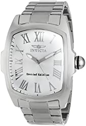 Invicta Men's 15187 Lupah Stainless Steel Bracelet Watch