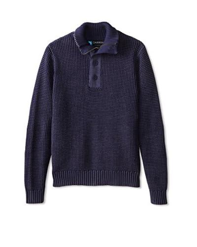 Darring Men's Mountain Zip Mock Sweater