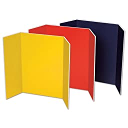 Pacon Tri-fold Foam Presentation Boards (PAC3868)