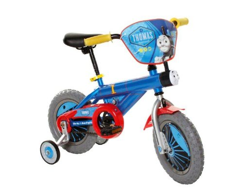Thomas-The-Train-Boys-Bike-12-Inch-BlueRedYellow