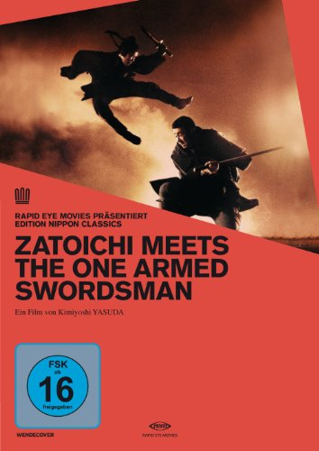 Zatoichi meets the One Armed Swordsman (OmU) (Edition Nippon Classics)