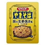 ペヤング 豚の生姜焼き風やきそば 115gX1箱(18入)