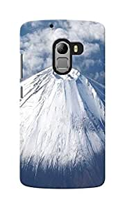 KnapCase Mount Fuji Designer 3D Printed Case Cover For Lenovo A7010