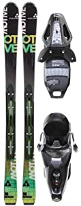 Buy Fischer Motive 76 Powerrail Skis w  RS 11 Powerrail Bindings Mens by Fischer