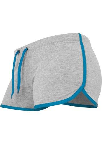 Urban Classics -  Pantaloncini sportivi  - ragazzo grigio Grigio