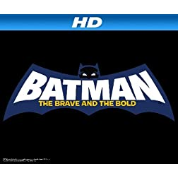 Batman: The Brave and the Bold: The Complete Third Season [HD]