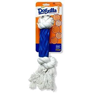 Petmate Dogzilla Rope Dog Toy Swirl, Medium