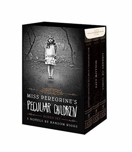 Miss Peregrine Trilogy: Miss Peregrine's Home for Peculiar Children / Hollow City / Library of Souls