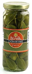 Bel Aria Caperberries with Stems - 15.75 oz