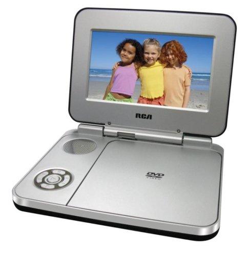 Rca portable dvd player inch