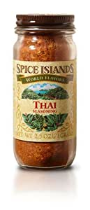 Spice islands thai seasoning glass for 8 spices thai cuisine