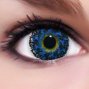 linsenfinder lenzera circle lenses blaue 39 diamond blue. Black Bedroom Furniture Sets. Home Design Ideas