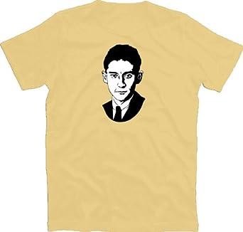 Franz Kafka - Portrait T-Shirt Beige S